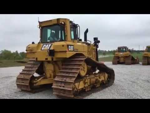 CATERPILLAR TRACTORES DE CADENAS D6TLGPA equipment video H6N5jz0I0K8