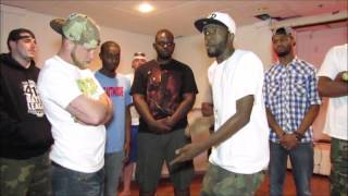 Tha TrapHouse Battle League | Legacy vs. Tre Mega