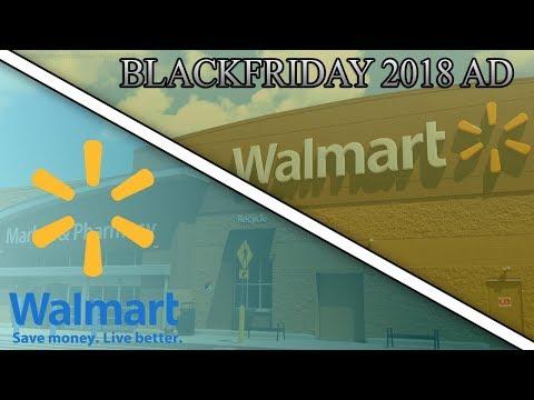 Walmart Black Friday Deals 2018