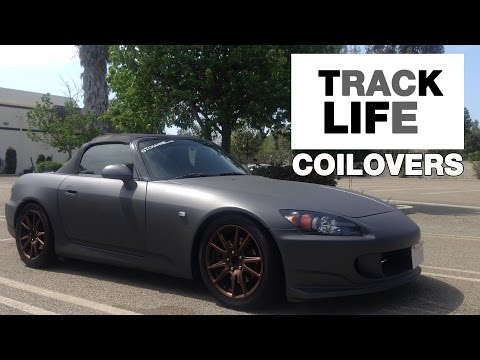 How to Install Coilovers - KW Clubsports - Track Life Episode 3