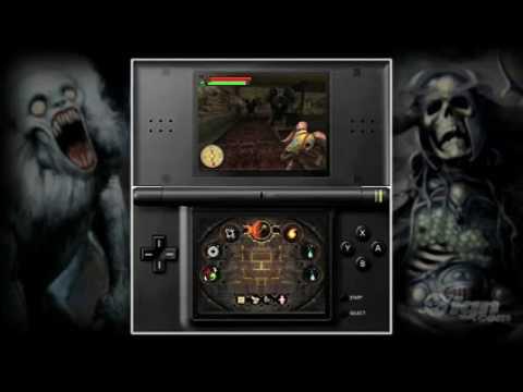 Fighting Fantasy : The Warlock of Firetop Mountain Nintendo DS