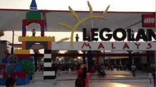 Nusajaya Malaysia  City pictures : Legoland Johor Bharu Malaysia and hotels nearby
