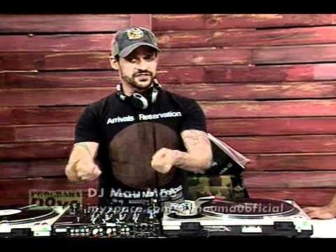 DJ Mau Mau no Programa Novo (TV Cultura)