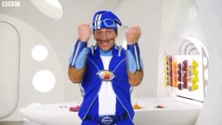How to dab: the Sportacus move (CC)