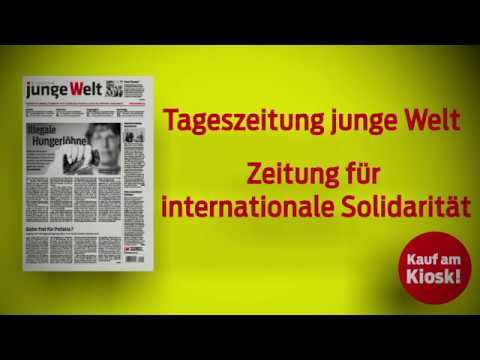 junge Welt – Zeitung für internationale Solidarität