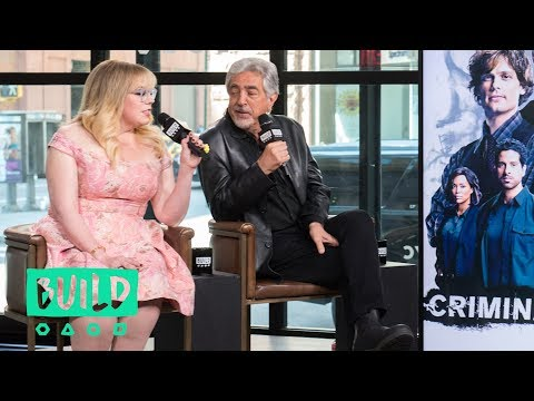 "Joe Mantegna & Kirsten Vangsness On ""Criminal Minds"" & The 35th Anniversary of National Missing Chil"