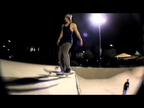 Nick Mullins  - Rio Vista Skatepark