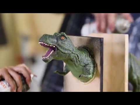 Bosch – Dinosaur Book Stand | The Home Team S4 E4