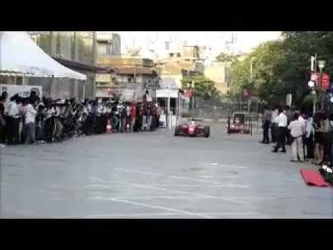 Launch of MRF 2000 at Express Avenue