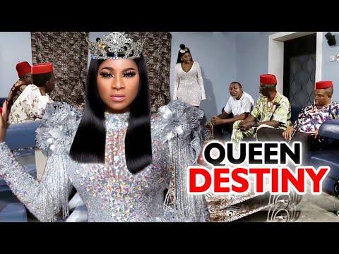 QUEEN DESTINY COMPLETE MOVIE - (Destiny Etiko) 2020 Latest Nigerian Nollywood Movie