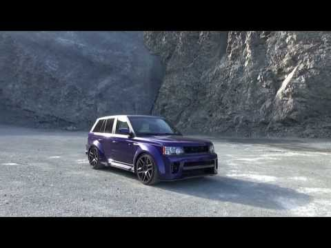0 CDC Performance Nighthawk is a Rockin' Range Rover Sport Mk. 1 [w/ Videos]