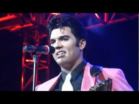 Cody Ray Slaughter On Stage   Elvis On Stage 1956-1957