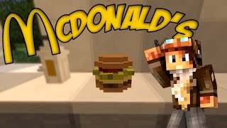 Video [Minecraft] j'ouvre un MCDO dans minecraft ! MP3, 3GP, MP4, WEBM, AVI, FLV Mei 2017