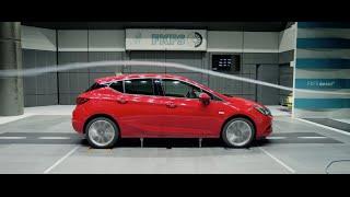 """Ražotāja video: Jaunā """"Opel Astra"""" izcelsies ar lielisku aerodinamiku"""