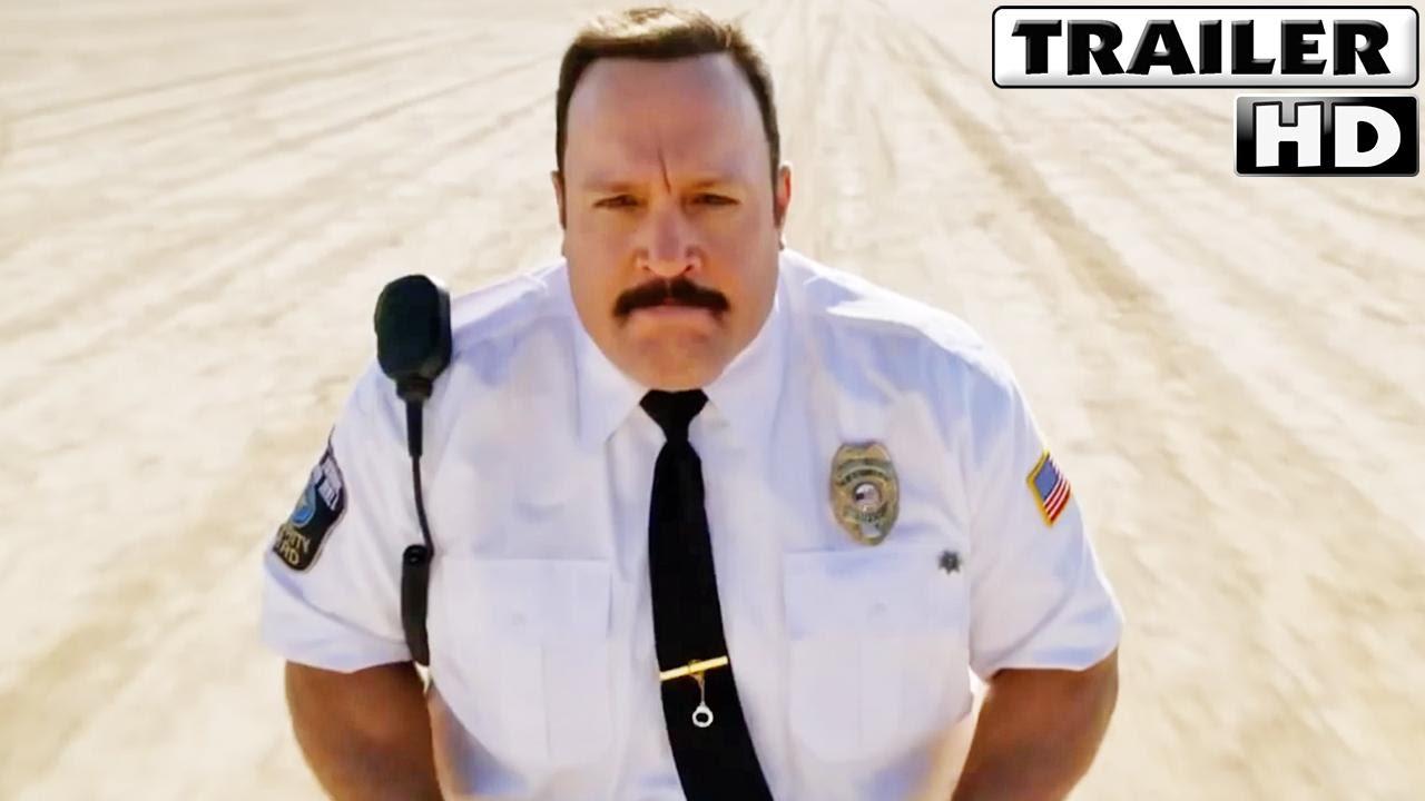 Trailer – Paul Blart: Mall Cop 2 (2015)