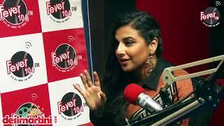 Exclusive Interview with Vidya Balan | Tumhari Sulu | Fever |