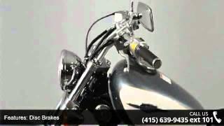 3. 2012 Suzuki Boulevard S40 LS650 Only 926 Miles - SF Moto ...