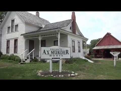 Villisca Axe Murder House Tour