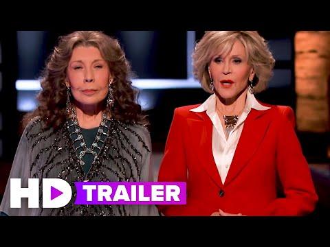 GRACE AND FRANKIE Season 6 Trailer (2020) Netflix