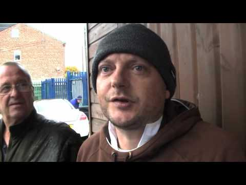 Stockport String Launch Day at Edgeley Park (видео)