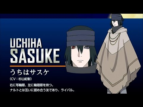 The Last: Naruto the movie Characters