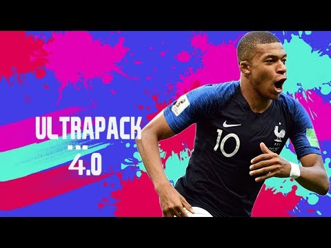 FIFA 19 PATCH FOR FIFA 18 | SEASON 2018/2019 | ULTRAPACK #4 + HOW TO INSTALL UPDATE 7