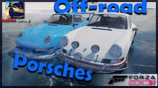 Welcome back to Forza Horizon 3 guys , this time around we're driving Porsches on the Blizzard Mountain with my man BluishDiamond. Cars we're using : - 1995 ...