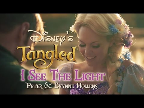 """Alan Menken  """"I See The Light"""" Cover by Peter Hollens"""