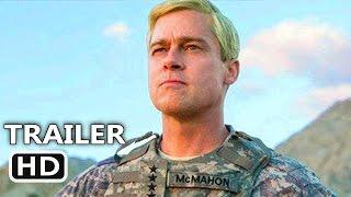 Nonton WAR MACHINE Official Trailer # 2 (2017) Brad Pitt, Netflix Movie HD Film Subtitle Indonesia Streaming Movie Download