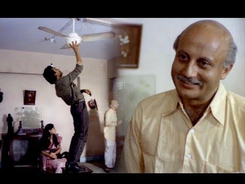 Fan Repairing Scene - Hindi Movie Saaransh - Anupam Kher, Soni Razdan