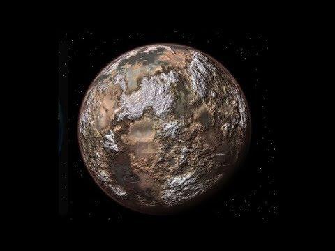 Así se verá La Tierra en el año 2066