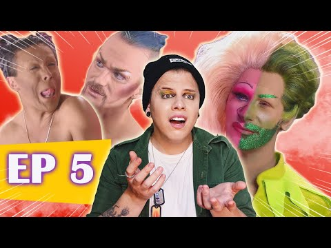 DRAG RACE HOLANDA SEASON 1-EP 5:  SNATCH GAME