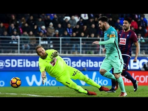 FC Barcelona vs Elbar 4-2 May 21st 2017 All Goals and Highlights!