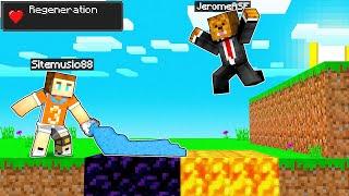 Minecraft Reverse Speedrunner VS Hunters