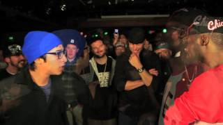 Word 2 The Wize | RA vs. Young Block