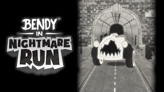 Defeating Gaskette on Nightmare Mode!! | Bendy in Nightmare Run