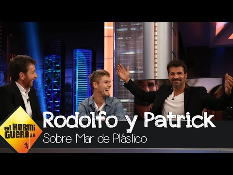 ¿Saben Rodolfo y Patrick quién es el asesino de 'Mar de Plástico'? - El Hormiguero 3.0