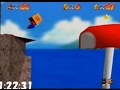 Super Mario 64 (N64) 120 star Speed run 1:49:49