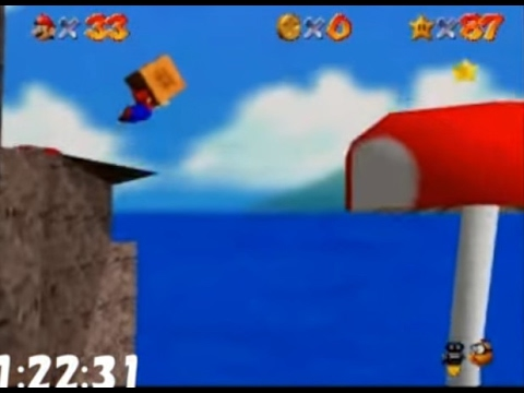 super mario 64 nintendo 64 walkthrough