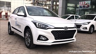 Hyundai Elite i20 GB Asta (O) 2018 | Real-life review