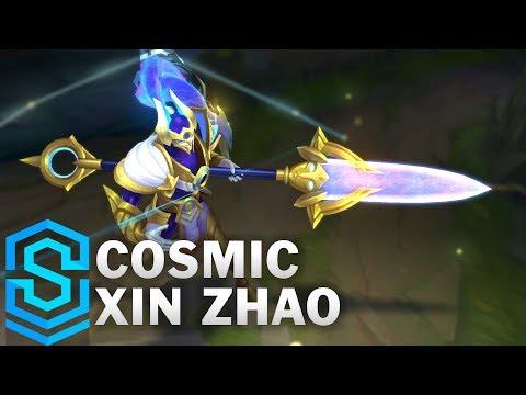 Xin Zhao Hộ Vệ Vũ Trụ - Cosmic Defender Xin Zhao