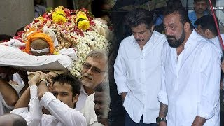 Video Sanjay Dutt And Anil Kapoor Pay Respect to Late Shashi Kapoor MP3, 3GP, MP4, WEBM, AVI, FLV Desember 2017