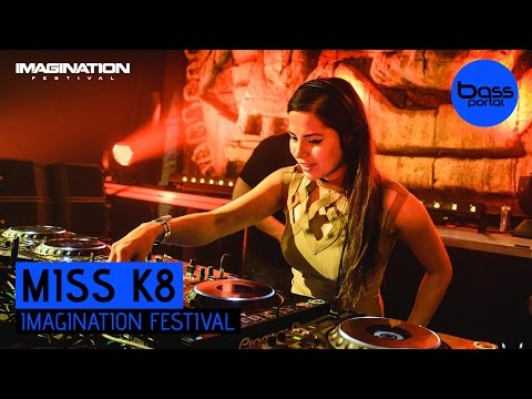 Miss K8 - Imagination Festival 2016 [BassPortal]