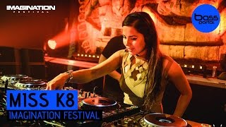 Video Miss K8 - Imagination Festival 2016 [Bass Portal] MP3, 3GP, MP4, WEBM, AVI, FLV November 2017