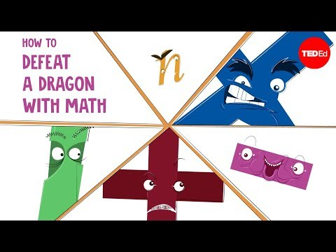 How to defeat a dragon with math – Garth Sundem [TedEd]