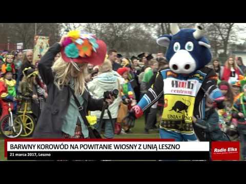 Wideo1: Powitanie Wiosny z Unią Leszno