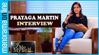 Prayaga Martin Interview: Here in this interview, Prayaga Rose Martin aka Prayaga speaks about her career and personal life.Prayaga Martin started her acting career with the 2014-movie Pisaasu directed by Mysskin. However, she got a breakthrough in 2016 in which she signed three projects. She debuted in Malayalam through the Unni Mukundar starrer flick 'Oru Murai Vanthu Parthaya.' She played the lady lead opposite Jayasurya in 'Fukri.' Kattapanayile Hrithik Roshan is another major film. Upcoming films of Prayaga Martin include political thriller Ramleela and 'Vishwasapoorvam Mansoor' of PT .Kunjumohammed.Subscribe Manorama Online for more videos- https://goo.gl/bii1FeOfficial Website - http://manoramaonline.comEnglish website - http://onmanorama.comFollow Us on Social MediaFacebook - https://www.facebook.com/manoramaonlineTwitter - https://twitter.com/manoramaonlineGoogle+ - https://plus.google.com/+manoramaPinterest - https://in.pinterest.com/manoramaonlineCreditsCamera: Anand Alanthara Edit: Arun KNAssistant Producer: Nikhil Skaria KorahProducer: Jithu ThomasHead, Content Production: Santhosh George JacobRecommended Videos For YouI Me Myself - https://goo.gl/uYjdGIBike / Car Reviews  Test Drives - https://goo.gl/MtSE5HManorama 360 - https://goo.gl/Pz5Z5YGlimpses of Kerala - https://goo.gl/KTdkqmFitness Tips - https://goo.gl/4HBPvUMusic Shots - https://goo.gl/m3P3sAAathmabhashanam - https://goo.gl/05baOmGlimpses of Kerala  Manorama 360Glimpses of Kerala by Manorama 360 features Kerala in 360 Degree videos. Offering virtual reality (VR) experience to the viewers, these #YT360Day videos make viewers feel that they were present on the spot to watch it directly. Visit #Manorama360 site - http://manoramaonline.com/360I Me MyselfI Me Myself is Manorama Online's platform for celebrity chats. Bearing the tagline 'Celebrating the Celebrity', #IMeMyself features exclusive interviews with your favourite actors and actresses, singers and all who fall in the category of public 