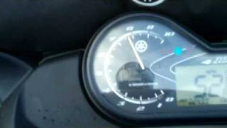 8. 2005 Yamaha RS Rage Stock 0-80 MPH