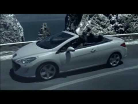 Peugeot 308 Реклама peugeot 308 cc