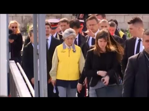 Στην Βουδαπέστη η υπουργός Εξωτερικών της Νότιας Κορέας…